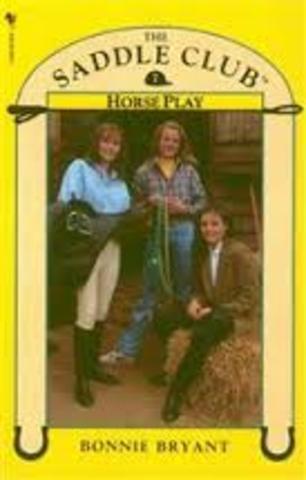 The Saddle Club: Horse Play