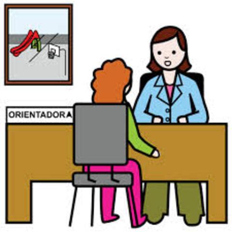 Primera Oficina de Orientacion Vocacional