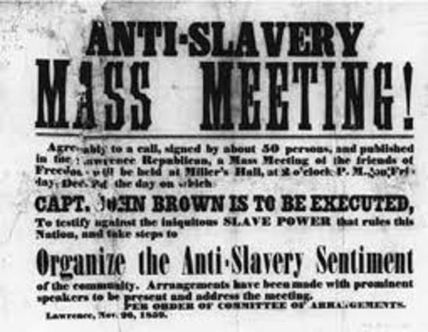 Antislavery Movment