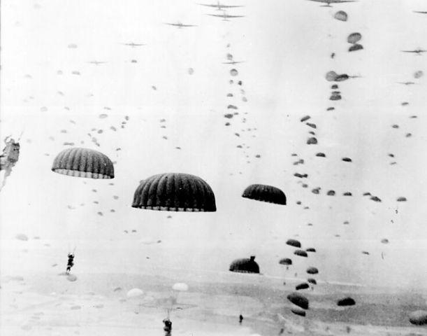 Se inicia la Operación Market Garden