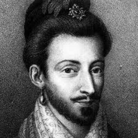 Enrique de Anjou fue finalmente elegido Rey de Polonia