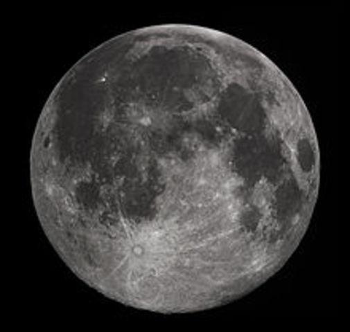 USA, førstemann på månen