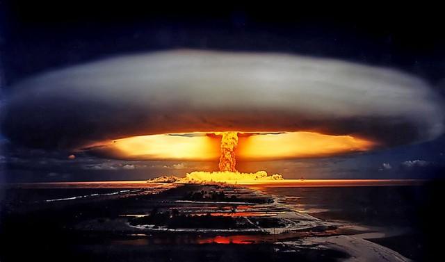 Sovjet lager sin første atombombe