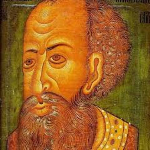 Ivan the Terrible became king