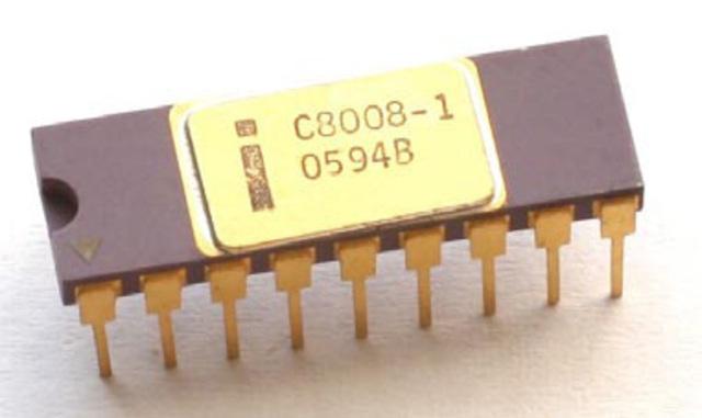 Появление 8-разрядного процессора