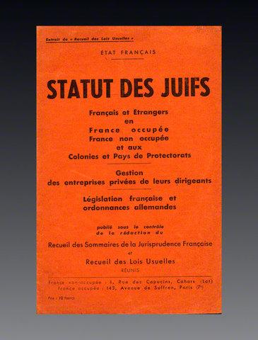 Jewish Statute