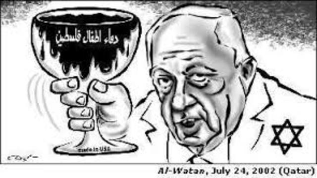 Jews Accused of Blood Libel