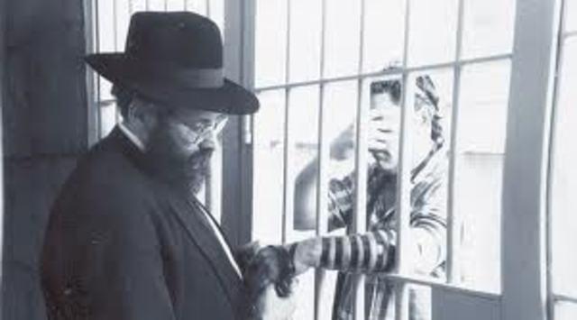 English Jewry Imprisoned