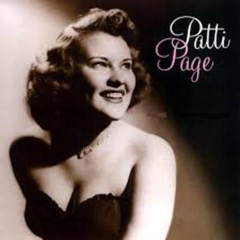 """Patti Page records """"How much is that Doggy on the Window"""""""
