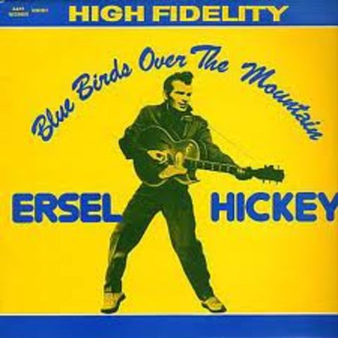 """Ersel Hickey records """"Goin Down that Road"""""""