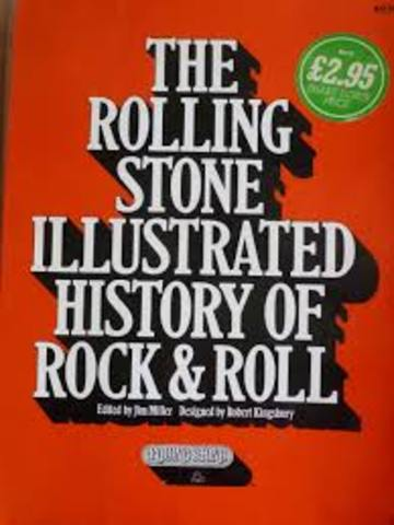 Rolling Stones Illustrated History of RnR Published