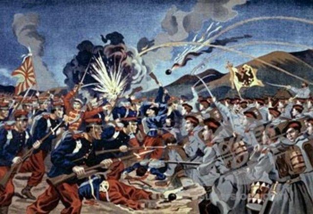 Russo-Japense War