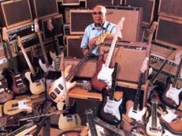 Leo Fender's Birth