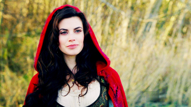 """Little Red Riding Hood in """"Once Upon a Time"""""""