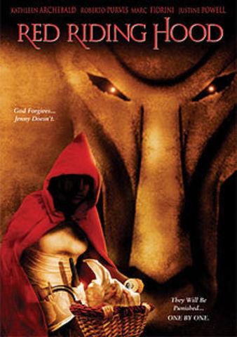 "Horror film ""Red Riding Hood"""