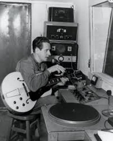 Multtrack Recording by Les Paul