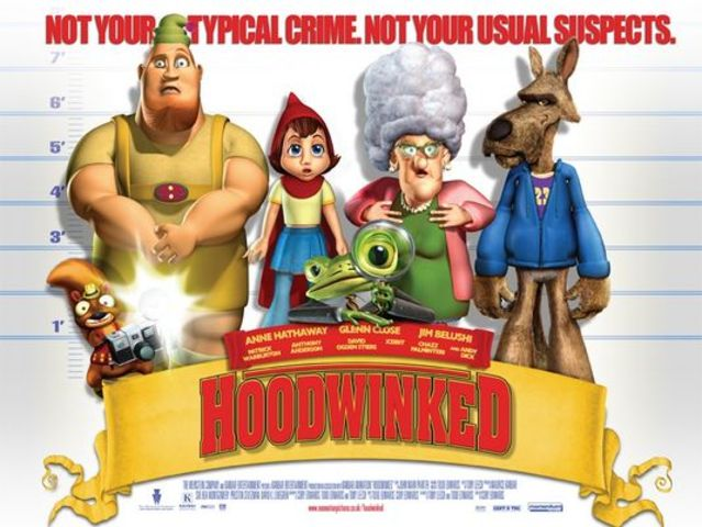 "Animated film ""Hoodwinked!"""