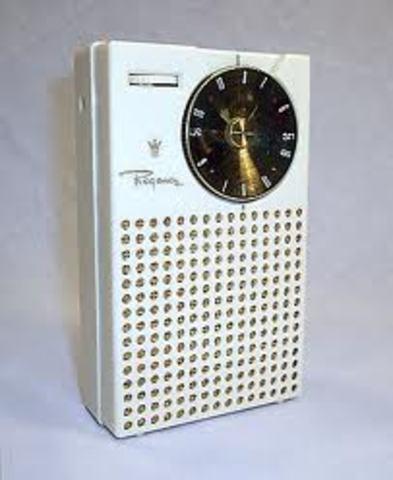 Texas Instruments' Transistor Radio