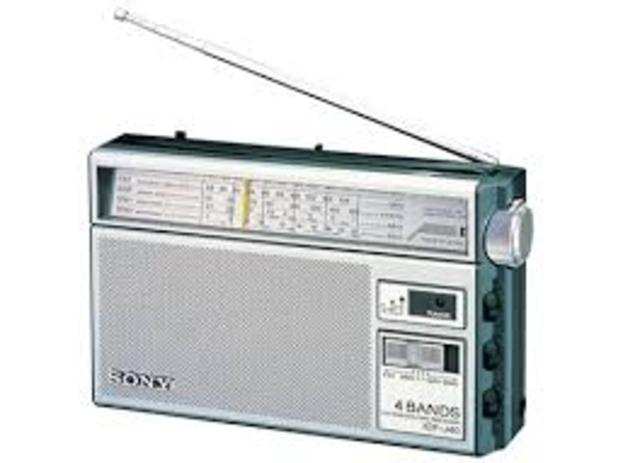 Sony releases Transistor Radio at $25