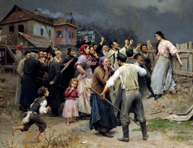 Jew Mobs