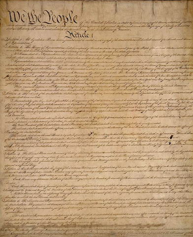A Constitution and Act Created