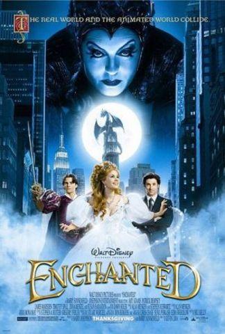 "Family film ""Enchanted"""