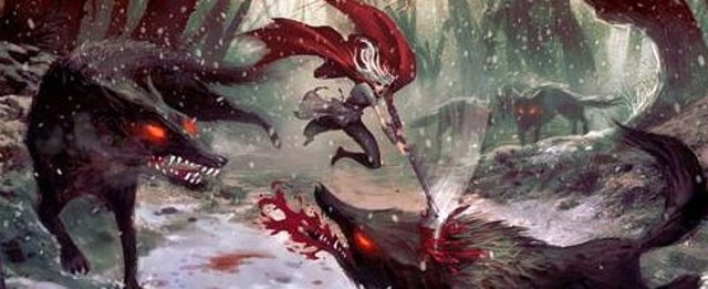 """American McGee's """"Little Red Riding Hood"""""""