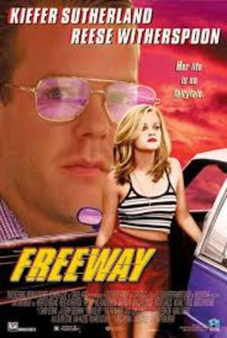 """The movie """"Freeway"""" starring Reese Witherspoon"""