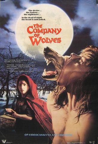 """Neil Jordan's """"The Company of Wolves"""" film"""
