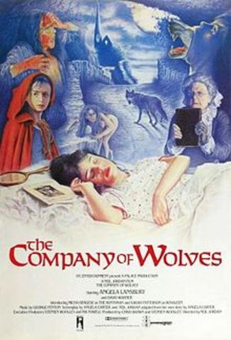 """Angela Carter's """"The Company of Wolves"""""""