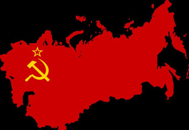Sovjetunionens fall.
