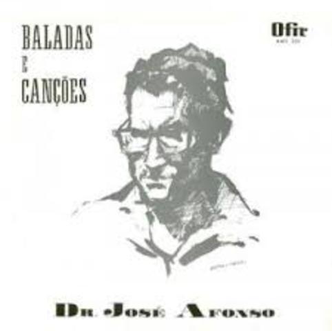 Disco LP: Baladas e Canções