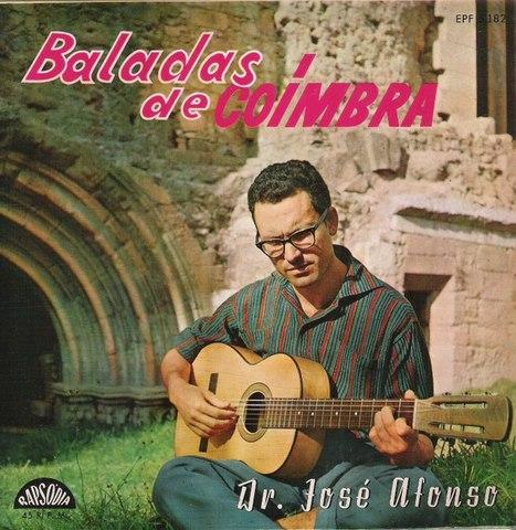 Disco: Baladas de Coimbra
