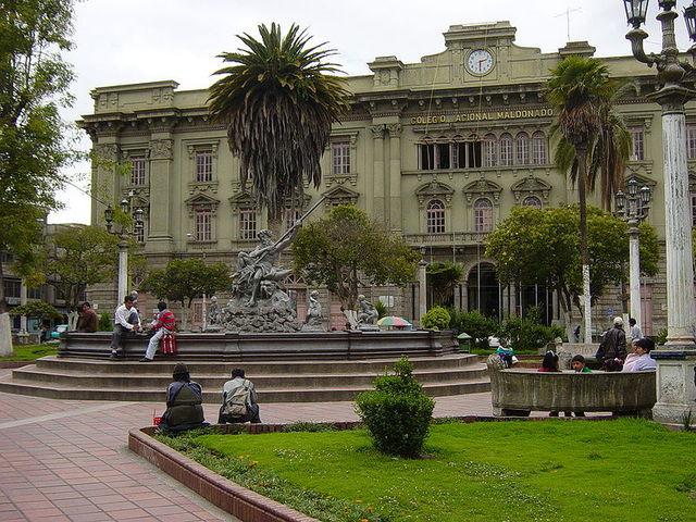Latacunga, Ecuador and Riobamba, Ecuador proclaim independence