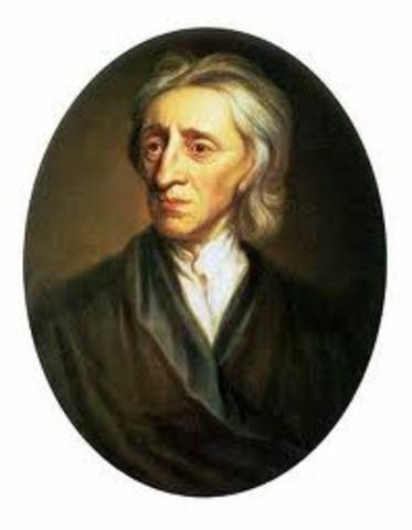 John Locke justifies rebellion in Two Treatises on Governmnet