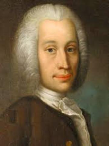 when did anders celsius creates his scale for measuring temperature