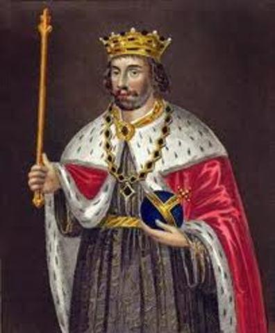 Henry III Makes New Decree