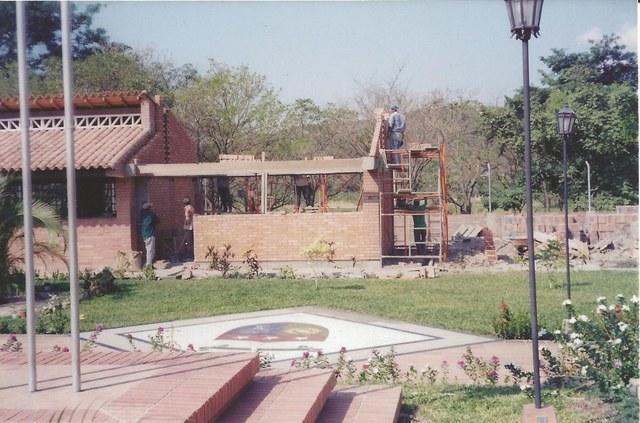 Avanza construcción de Sede Primaria