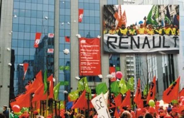 Reportage sluiting Renault-Vilvoorde