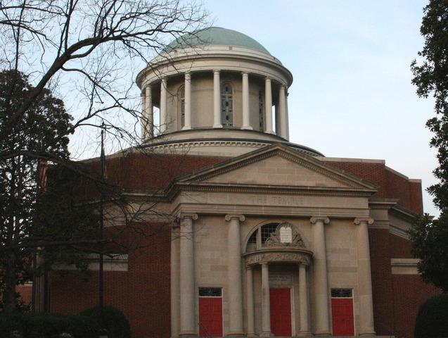 Converting a Synagogue