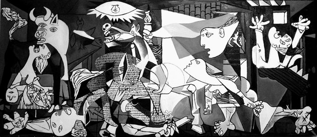 Bombardeig de Guernica (Sergi Omedes)