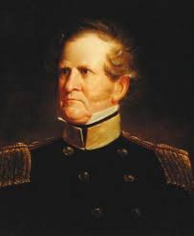 Genral Winfield Scott