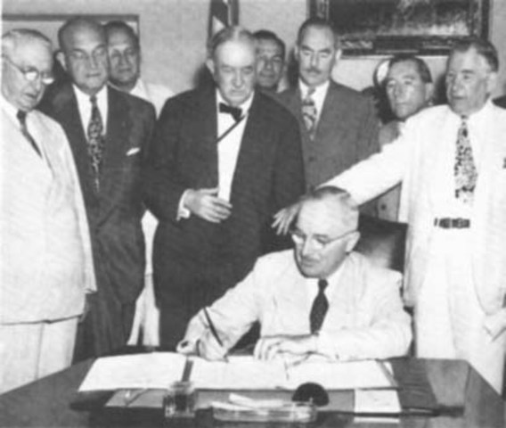 Warsaw Pact signed