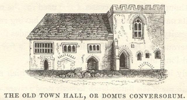 Domus Conversorum