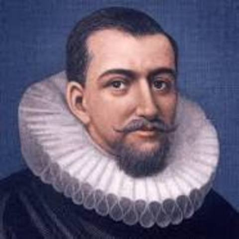 Henry Hudson is sent to fing a route to asia