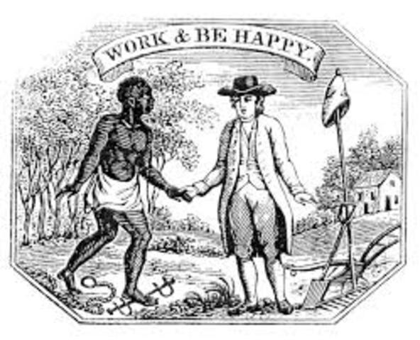 Enslaved Arrive in New Netherland