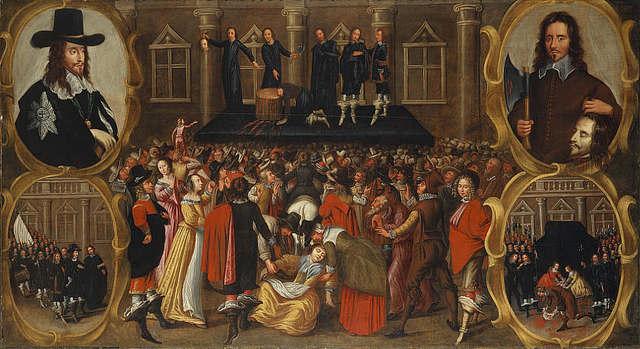 King Charles Was Beheaded