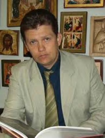 Никольский Михаил Викторович