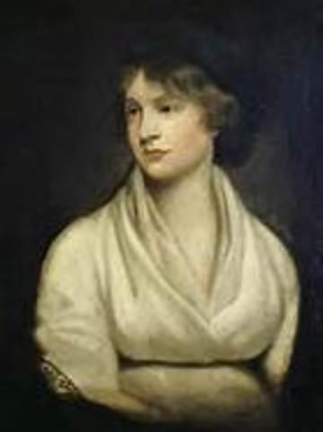 Mary Wollenstonecraft is born
