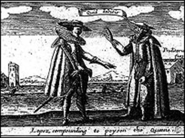 Roderigo Lopez executed